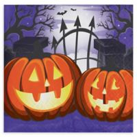 Creative Converting™ 48-Count Haunted House Halloween Dessert Napkins