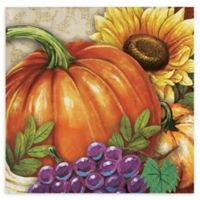 Creative Converting™ 48-Count Harvest Thanksgiving Beverage Napkins