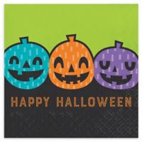 Creative Converting™ 48-Count Playful Pumpkins Halloween Napkins
