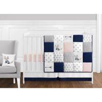 Sweet Jojo Designs Fox Patch 11-Piece Crib Bedding Set