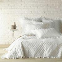 Levtex Home Sandwash Reversible Full/Queen Quilt in Ivory