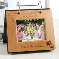 Lasting Memories Flip Photo Album