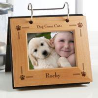 Precious Pet Flip Photo Album