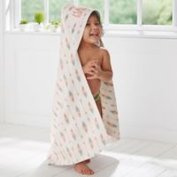 Boho Baby Hooded Towel