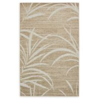 Unique Loom Orlando Transitional 6' X 9' Powerloomed Area Rug in Beige