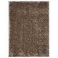 Loloi Rugs Cozy 3-Foot 6-Inch x 5-Foot 6-Inch Shag Rug in Taupe