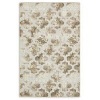 Unique Loom Nashville 5' x 8' Power-Loomed Area Rug in Cream