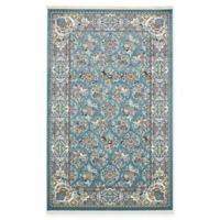 Unique Loom Sheffield 5' x 8' Area Rug in Blue