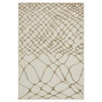 Unique Loom San Jose Transitional 6' X 9' Powerloomed Area Rug in Cream