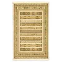Unique Loom Pasadena Nomad 5' X 8' Powerloomed Area Rug in Ivory