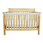 Trend Lab® CribWrap™ Convertible Crib Long Narrow Rail Cover in Natural