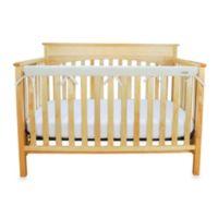 Trend Lab® CribWrap™ Convertible Crib Long Narrow Rail Cover in Natural