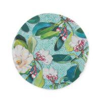 New York Botanical Garden® Margaret Melamine Salad Plate in Seabreeze Blue