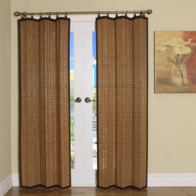 Buy Bamboo Window Treatments from Bed Bath & Beyond