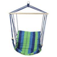 Northlight Hammock Single Swing Chair in Green