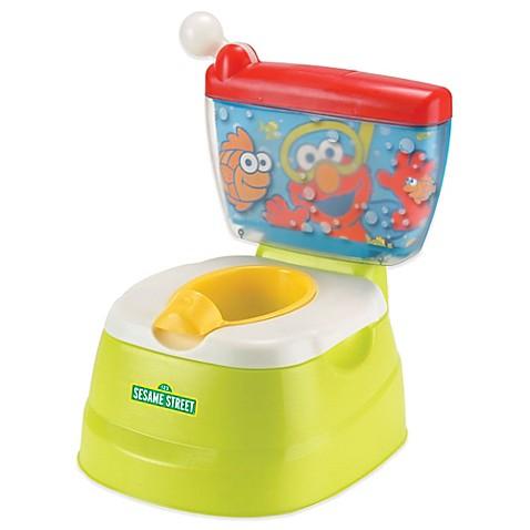 Kolcraft 174 Sesame Street 174 Elmo Adventure Potty Chair