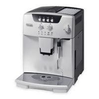 De'Longhi Magnifica Fully Automatic Espresso/Cappuccino Maker in Silver