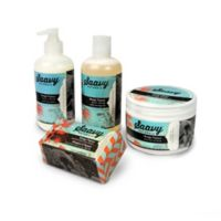 Saavy Naturals™ 4-Piece Mango and Papaya Bath Set