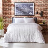 City Scene® Orleans Seersucker Full/Queen Duvet Set