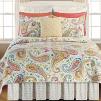 Adalynn Reversible Twin Quilt Set