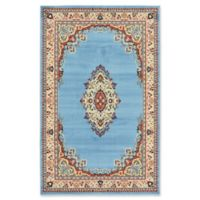 Unique Loom Reza Washington 5' x 8' Area Rug in Light Blue