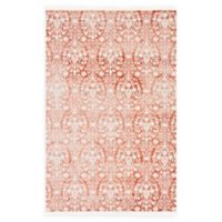 Unique Loom Tyche Arcadia 7' X 10' Powerloomed Area Rug in Terracotta