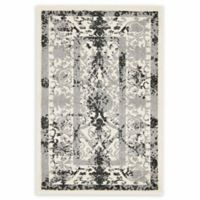 """Unique Loom Traditional La Jolla 2'2"""" X 3' Powerloomed Area Rug in Ivory"""