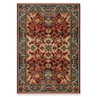 Safavieh Gorgan 5'1 x 7'5 Area Rug in Red