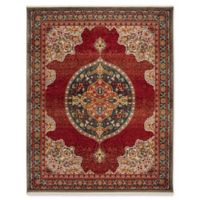 Safavieh Karaj 9' x 12' Area Rug in Red