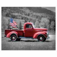 Courtside Market American Made I Canvas Wall Art