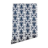 Deny Designs Heather Dutton Mythos Oceanic 2-Foot x 8-Foot Peel and Stick Wallpaper
