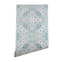 Deny Designs Marta Barragan Camarasa Ceramic Tile 2-Foot x 4-Foot Peel and Stick Wallpaper