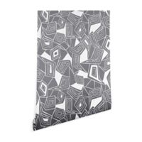 Deny Designs Heather Dutton Fragmented 2-Foot x 8-Foot Peel and Stick Wallpaper