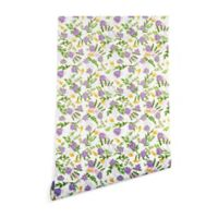 Deny Designs Iveta Abolina Lourdes 2-Foot x 10-Foot Peel and Stick Wallpaper