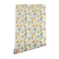Deny Designs Iveta Abolina Bretta 2-Foot x 4-Foot Peel and Stick Wallpaper