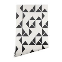 Deny Designs Holli Zollinger Pinwheels 2-Foot x 8-Foot Peel and Stick Wallpaper