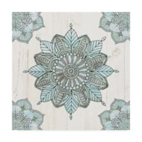 Trademark Fine Art Mandala Morning 35-Inch x 35-Inch Canvas Wall Art