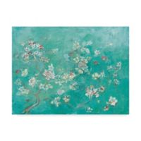 Trademark Fine Art Kellie Day Butter Blossoms Flowers 24-Inch x 32-Inch Wall Art