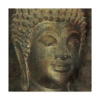 Trademark Fine Art Moment Of Zen I 18-Inch Square Canvas Wall Art