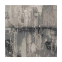 Trademark Fine Art Fantasy Land Neutral 18-Inch x 18-Inch Canvas Wall Art