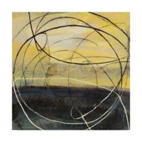 Albena Hristova 14-Inch Square At Dawn Multicolor Canvas Art