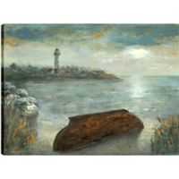 The Light House 30-Inch x 40-Inch Canvas Wall Art