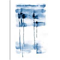 Blue Haze 36-Inch x 24-Inch Canvas Wall Art
