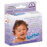 Spiffies 20-Count Toothwipe Towelettes for Children in Grape