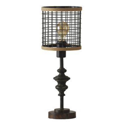 Buy mini table lamps from bed bath beyond table lamp in silver aloadofball Images
