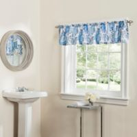 Avignon Window Valance in Blue