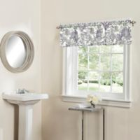Avignon Window Valance in Purple