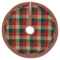 21-Inch Reed Mini Christmas Tree Skirt
