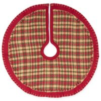 21-Inch Claren Mini Christmas Tree Skirt