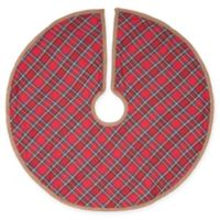 VHC Brands Gavin Mini Christmas Tree Skirt